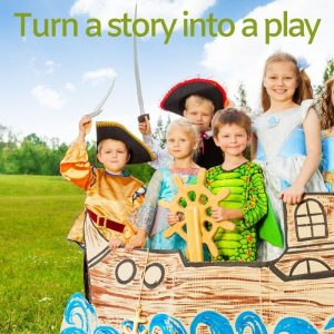 fun and interactive theatre play
