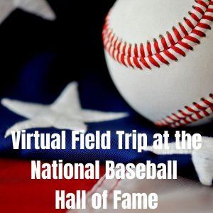 baseball hall of fame field trip